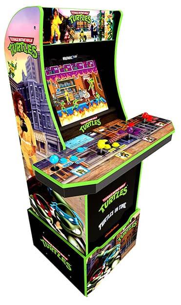Ninja Turtles Arcade Machine