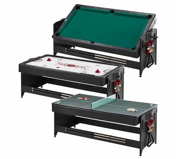 Pockey 3-in-1 Multi Game Table