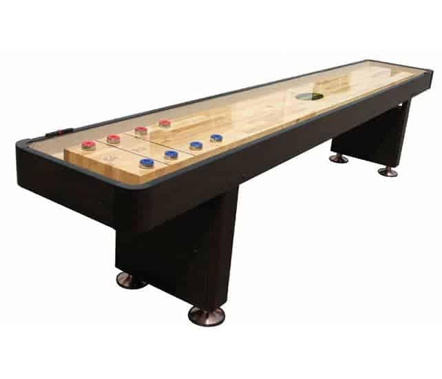 Standard Shuffleboard Table