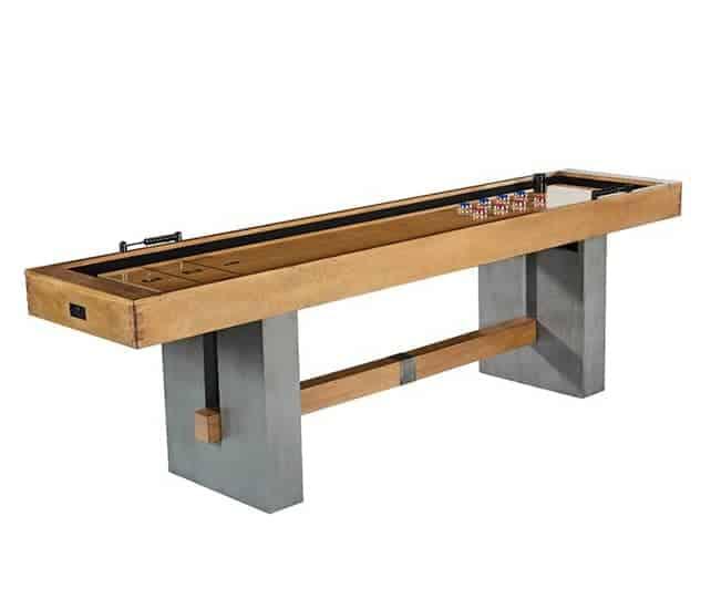 Urban Shuffleboard Table