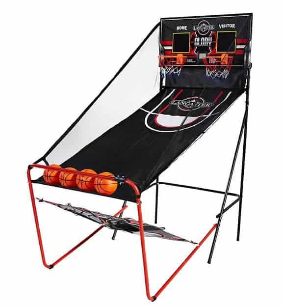 Lancaster Basketball Arcade Game
