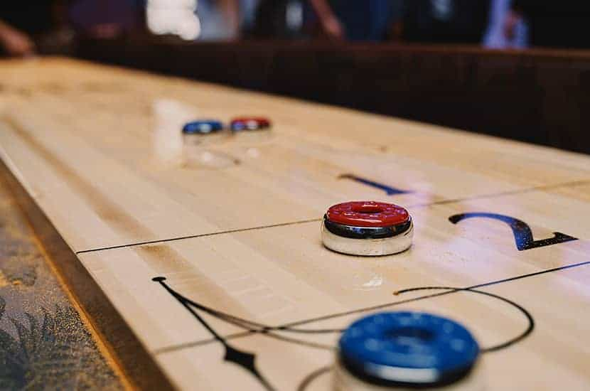 How To Maintain Your Shuffleboard Table