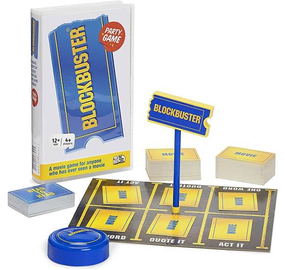 Blockbuster Movie Board Game