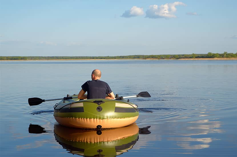 How To Choose The Best Inflatable Canoe For You