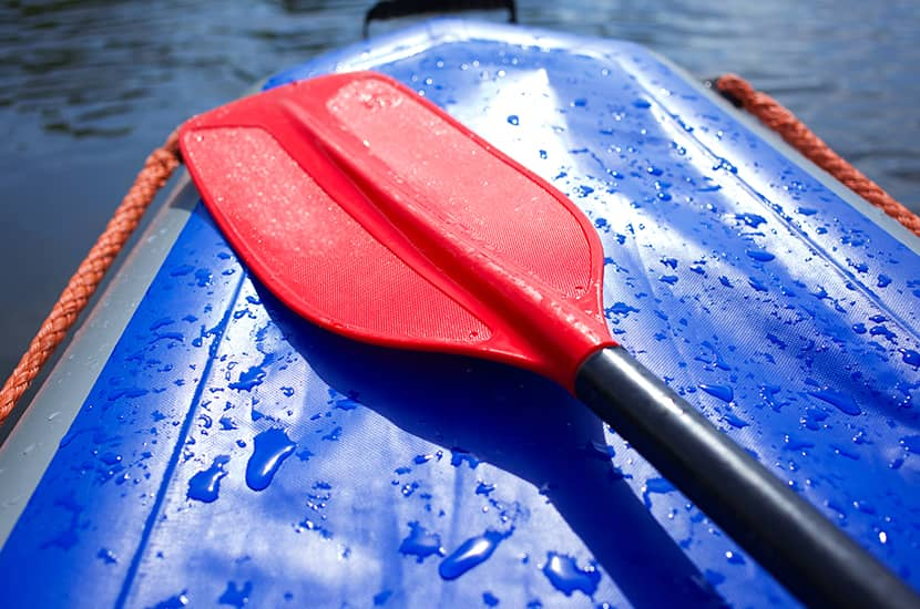 What To Consider When Buying A Kayak Paddle