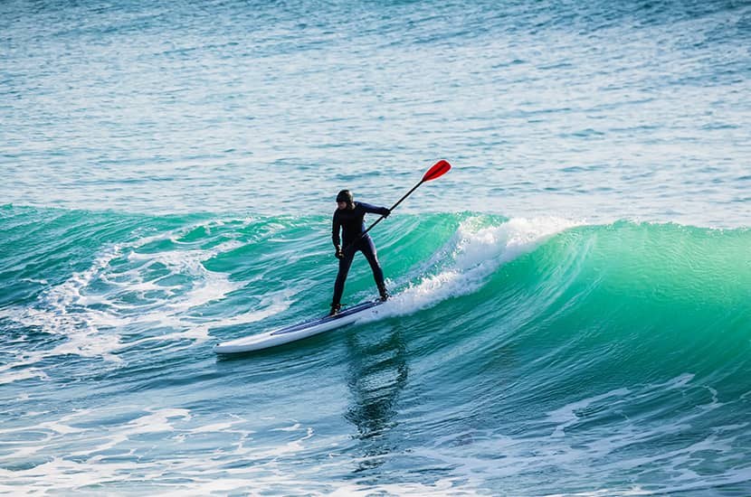 On The Water With Your Inflatable Paddle Board