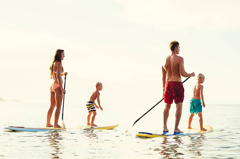 What To Consider When Choosing Your Inflatable Paddle Board
