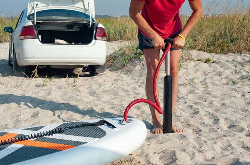 What To Consider When Buying A SUP Pump