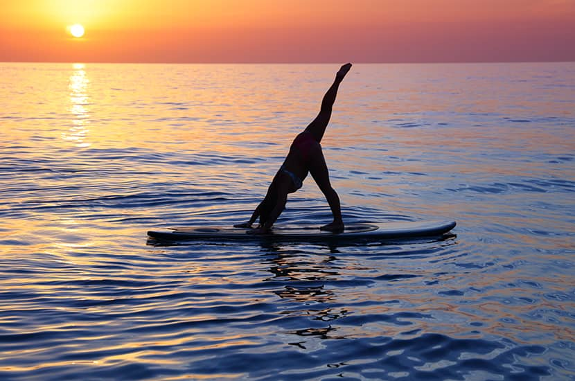 Tips For Paddle Boarding