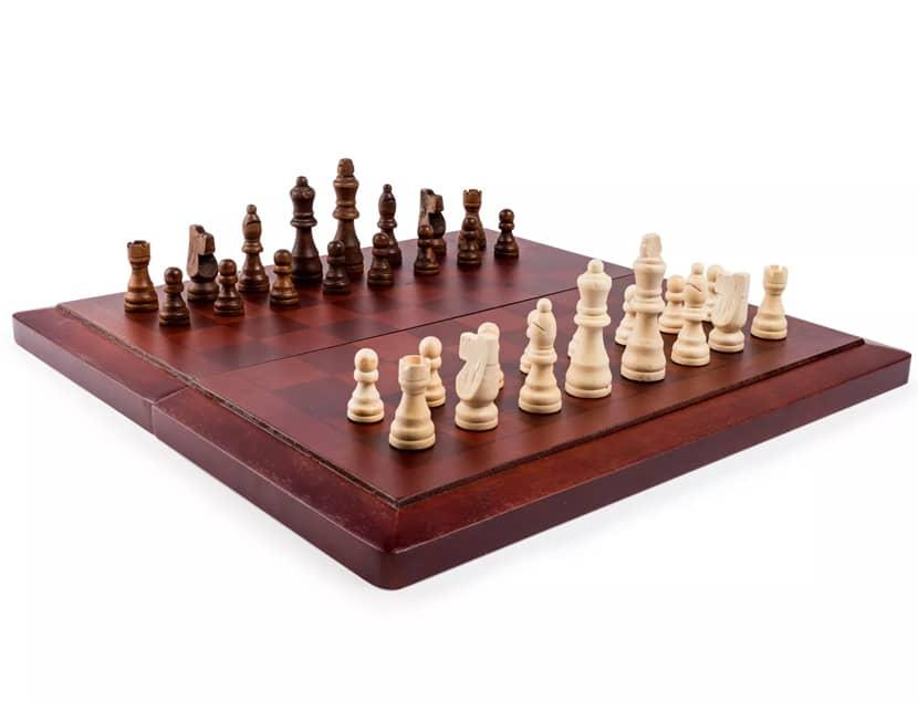 Cardinal Game Chess & Checkers Set