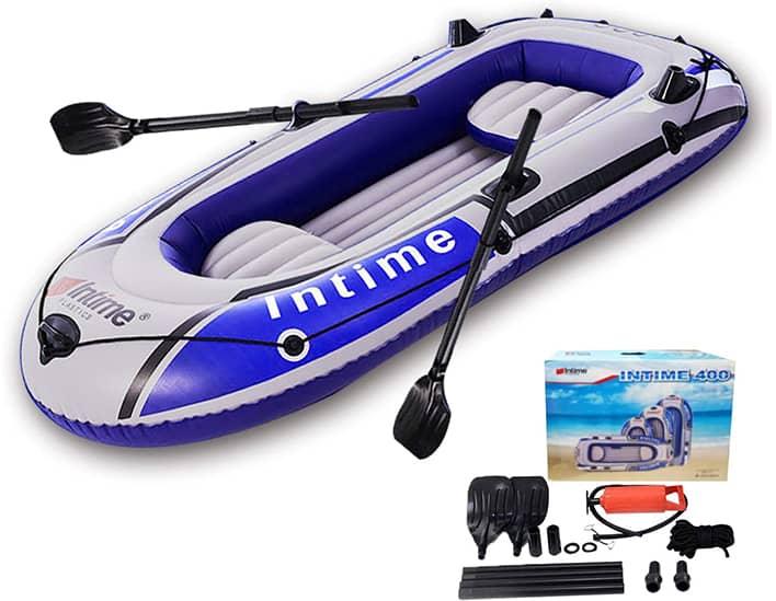 Eprosmin Inflatable Boat Canoe