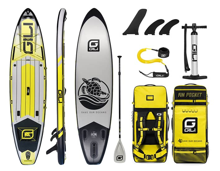 Gili Sports Adventure Inflatable Paddle Board
