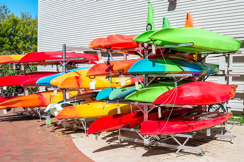 How Do I Choose Between A Kayak And A Canoe?