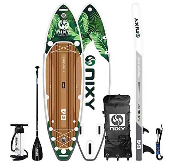 NIXY Newport Inflatable Paddle Board
