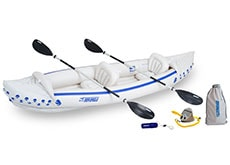 SE 370 Inflatable Kayak