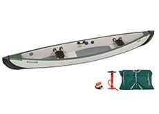 SE Inflatable Travel Canoe