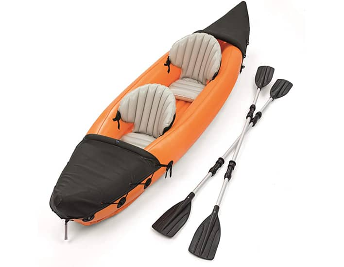 Soarrucy Inflatable Boat Canoe
