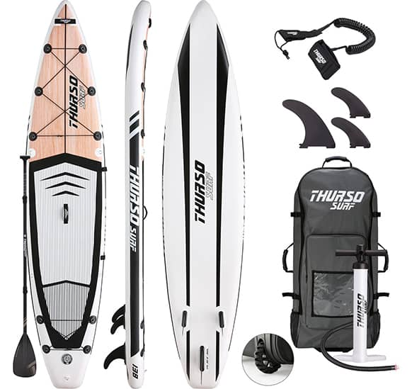 Thurso Surf Expedition Inflatable Paddle Board
