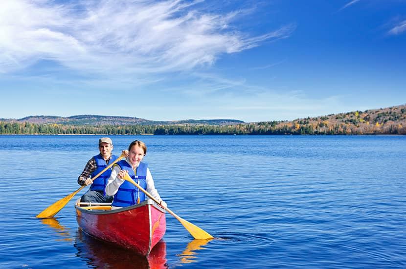 Types Of Canoe