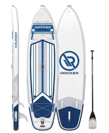 iRocker Cruiser Inflatable Paddle Board
