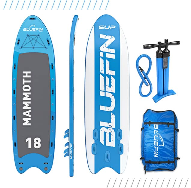 Bluefin SUP 18ft Mammoth