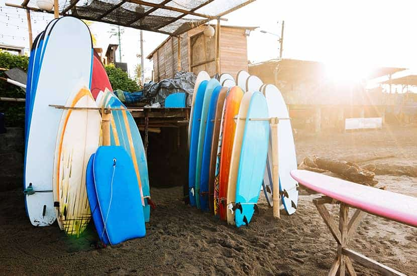 Choosing The Best Paddle Board For You