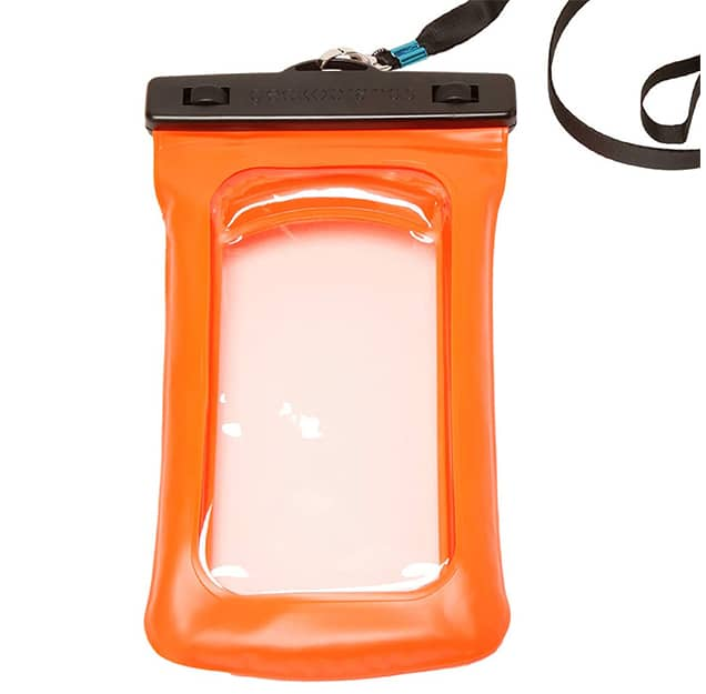Geckobrands Floating Dry Bag Phone Case