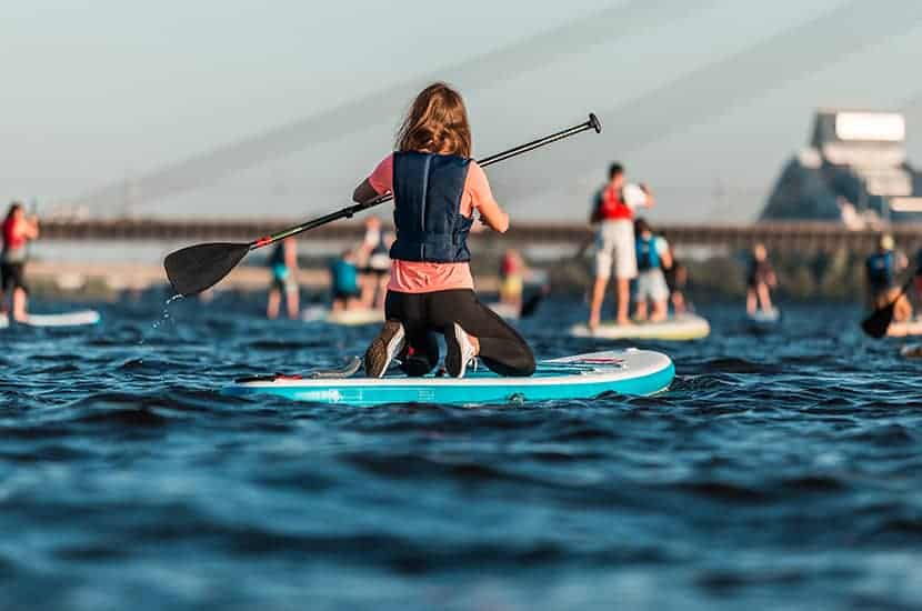 Top Tips For Paddle Boarding
