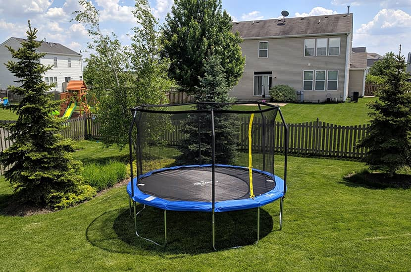 AirZone Play Backyard Trampoline