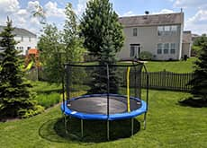 AirZone Play Trampoline