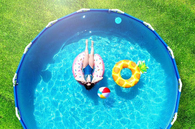 What To Consider When Choosing Your Above Ground Pool