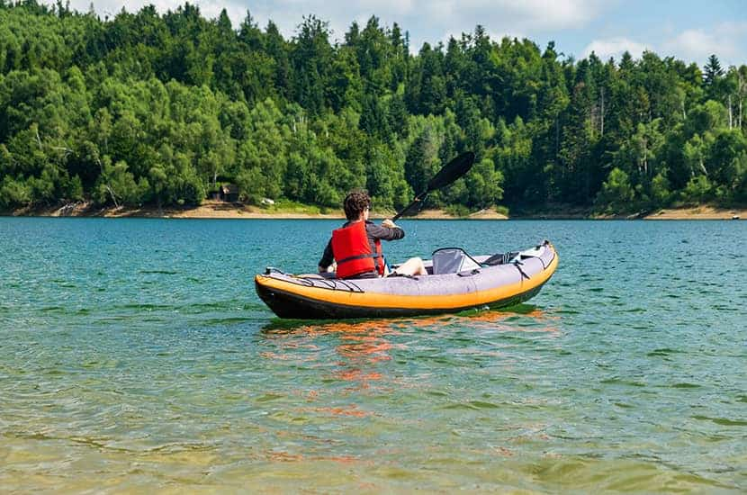 What To Look For When Choosing The Best Inflatable Kayak For You