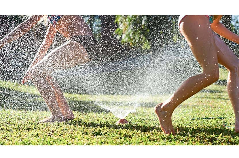What To Look For In A Kids Sprinkler