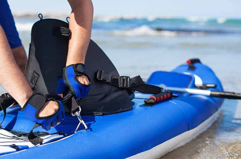 Looking After Your Inflatable Kayak