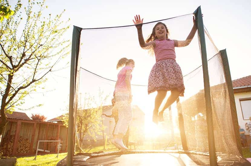 Things To Consider When Choosing The Right Trampoline For You