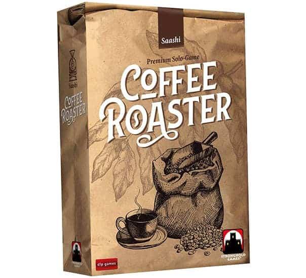 Coffee Roaster Games