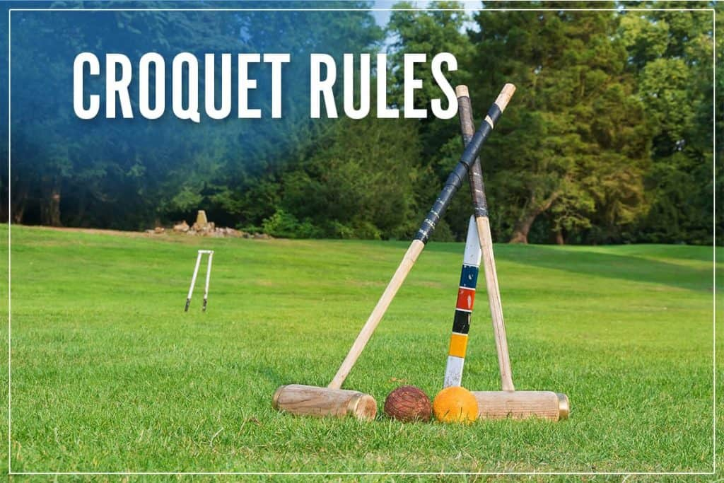 Croquet Rules