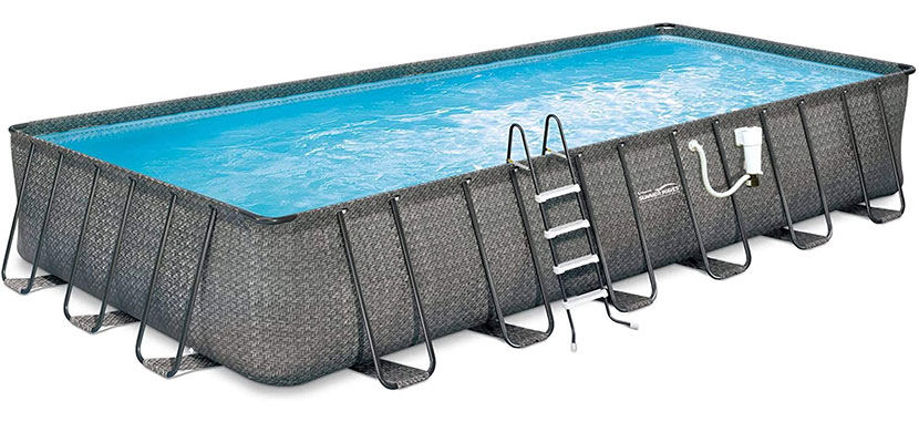Intex Ultra XTR Rectangular Pool