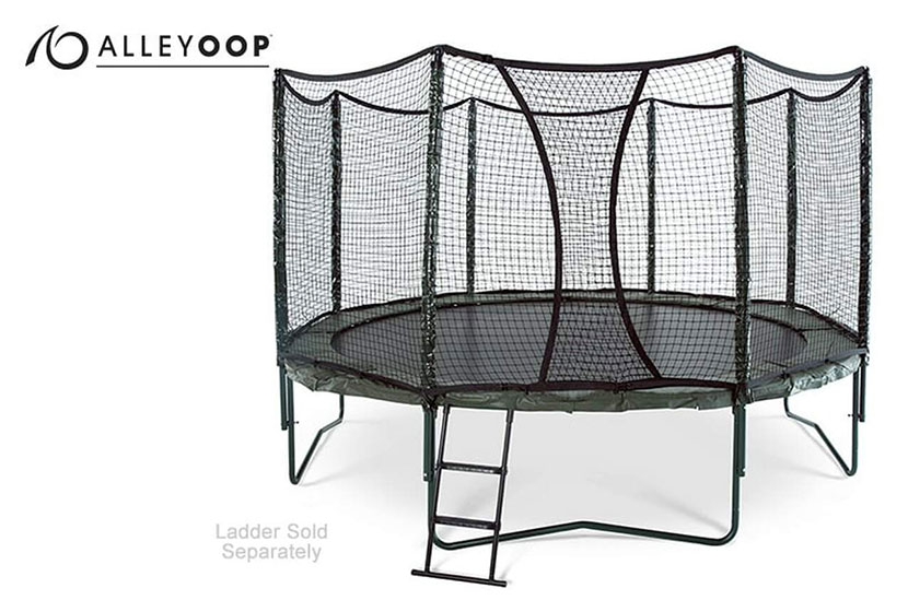 JumpSport AlleyOOP Trampoline