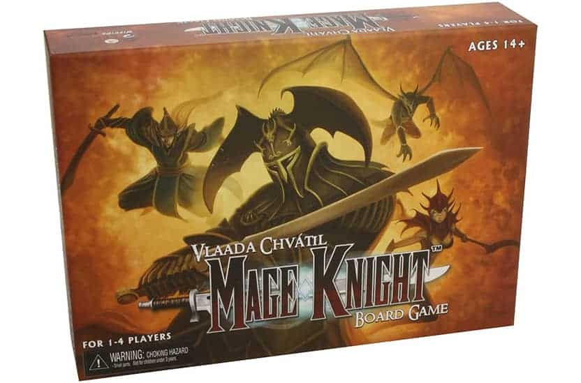 Mage Knight Game