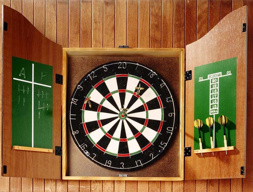 What To Look For When Getting Your Own Darts And Board