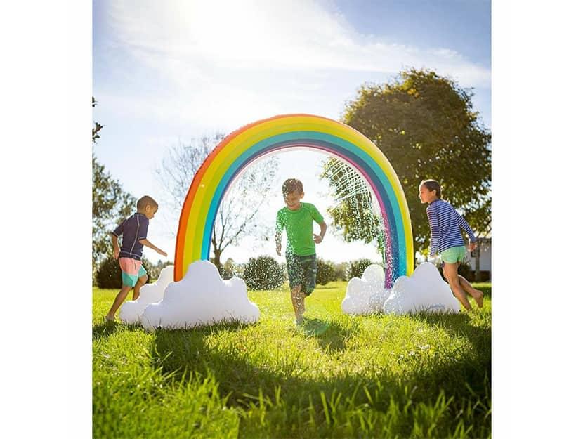 Rainbow Arch Sprinkler Inflatables