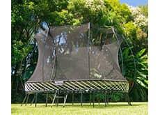 Springfree Oval Trampoline