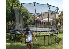 Springfree Square Trampoline