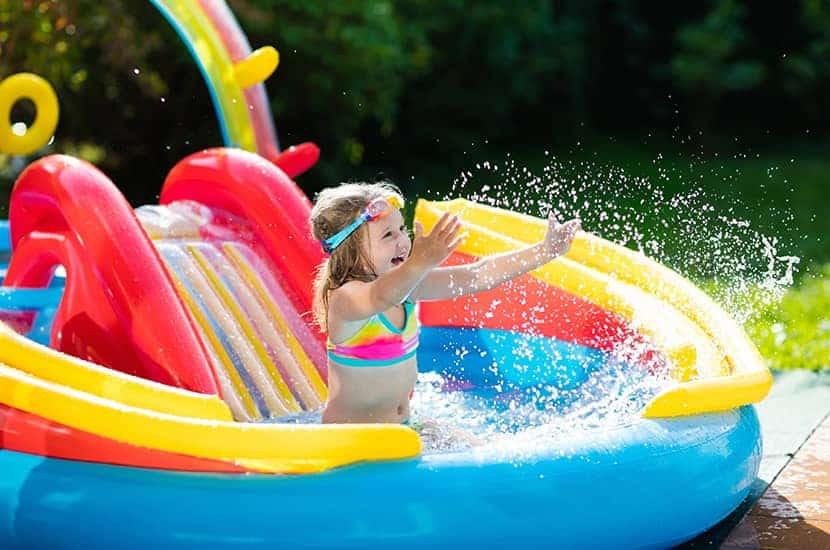 Safety With Your Inflatable Water Slide