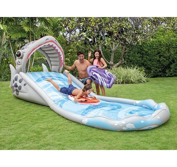 Intex Surf N Slide Inflatable Water Slide