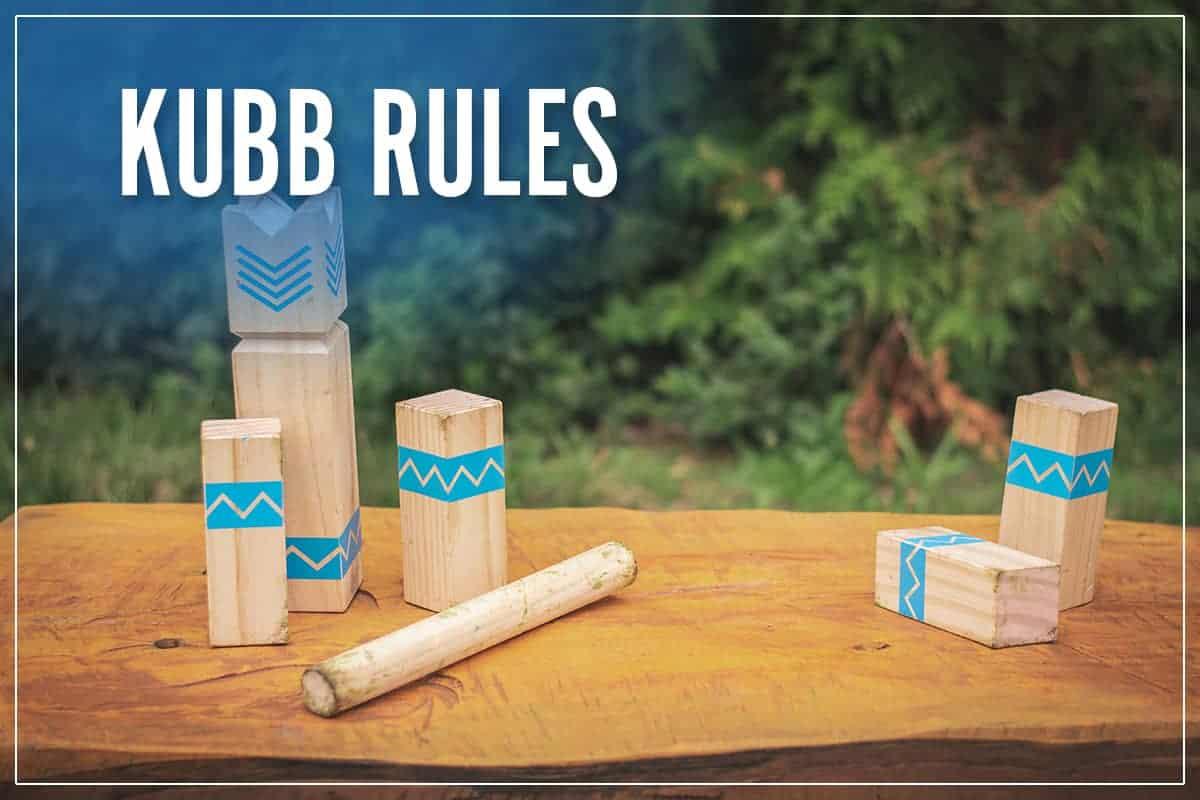 Kubb Rules