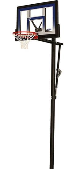 Lifetime 90020 Adjustable Basketball Hoop