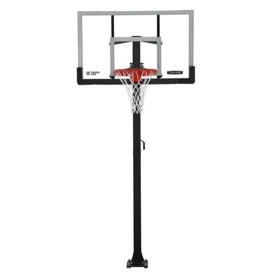 Lifetime Tempered Glass Basketball Hoop