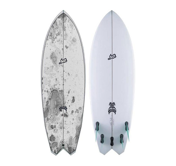 Lost Hydra Surfboard